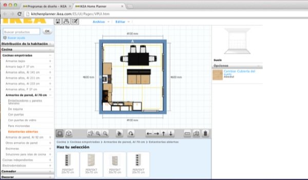 Aplicación para diseñar cocinas: planifica tu propia cocina ...