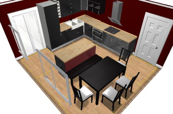 Aplicaci n para dise ar cocinas planifica tu propia cocina ikea modablogger - Disena tu propia cocina ...