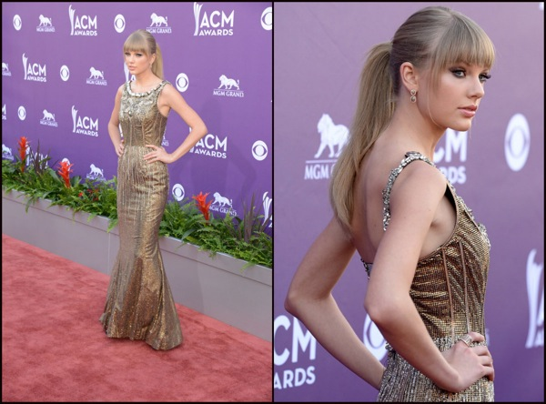 Taylor swift ACM 2013