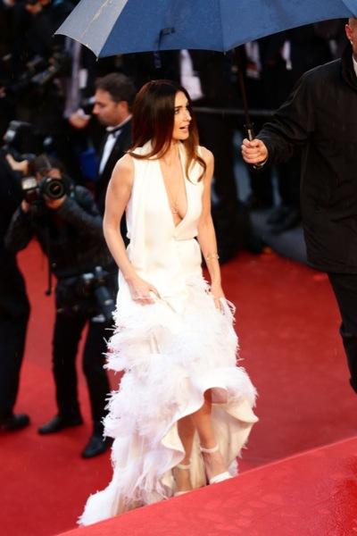 Paz Vega Stèphane Rolland en Cannes 2013