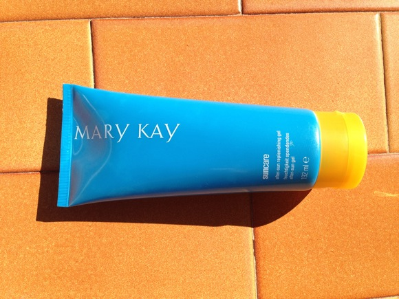 Gel Reparador After sun Mary Kay