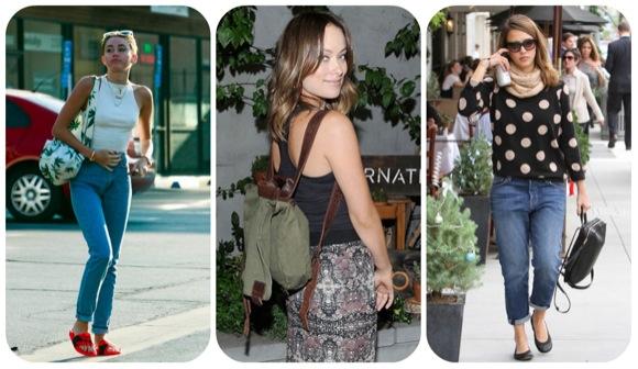 Miley Cyrus | Olivia Wilde | Jessica Alba