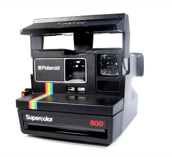 Polaroid de los 80