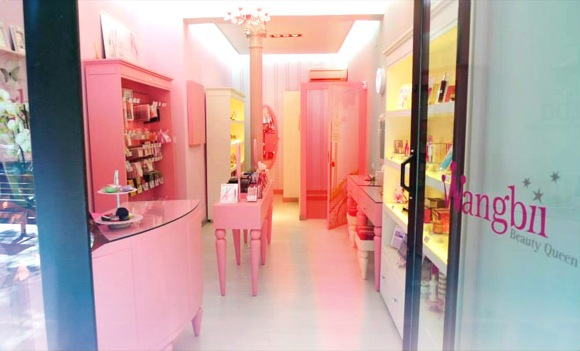 Tienda coreana Madrid belleza Wangbii
