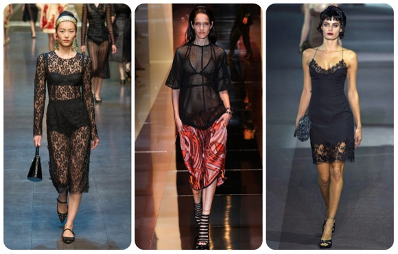 Dolce Gabbana - Gucci - Louis Vuitton