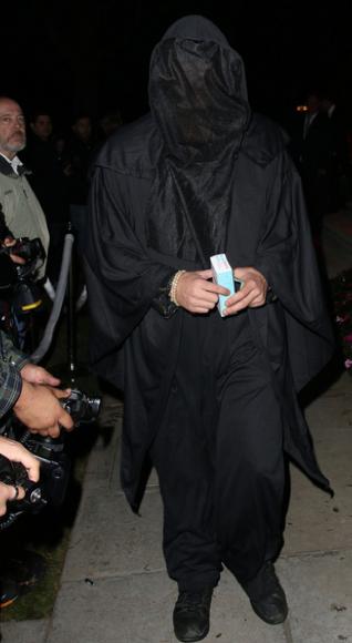 Leo DiCaprio Halloween 2013