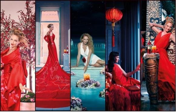 Calendario Campari 2014