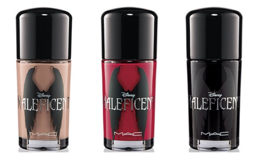 Esmaltes MAC Maleficent