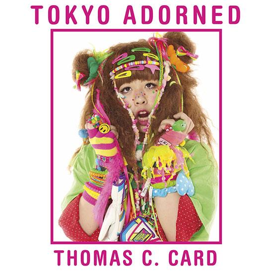 tokyo adorned portada
