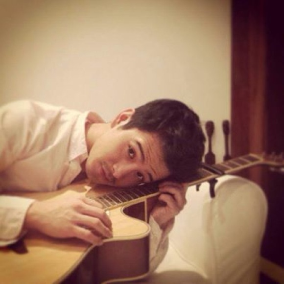WIltay y su guitarra