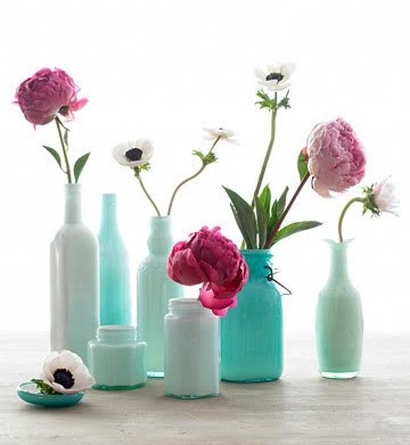florero pintado