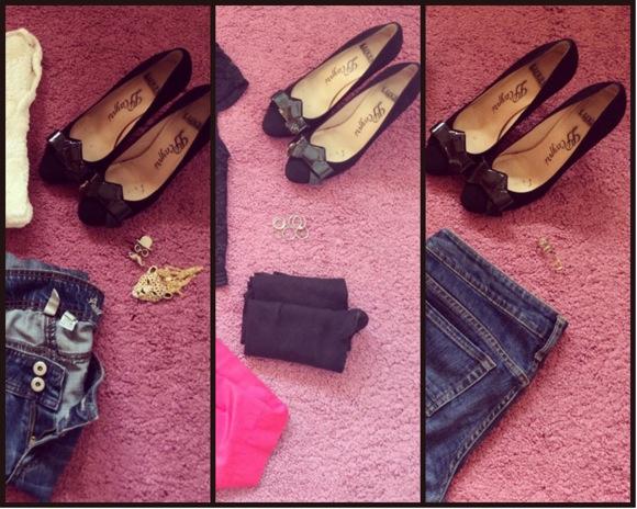 Zapatos negros basicos
