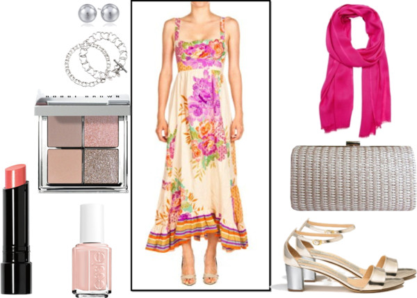 Protocolo vestidos para bodas de tarde