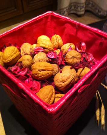 nueces regalo boda