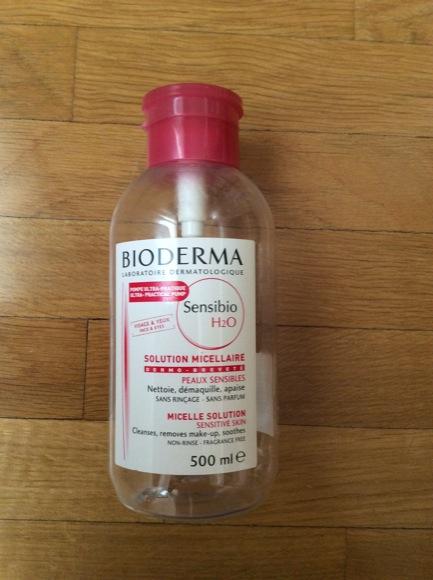 Agua Micelar Bioderma