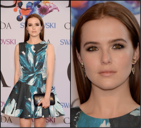 Zoey Deutch cfda 2014