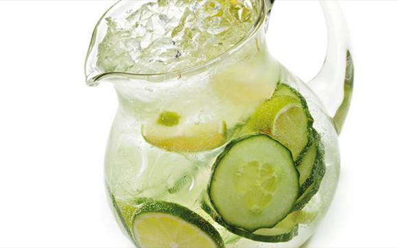 beneficios agua pepino