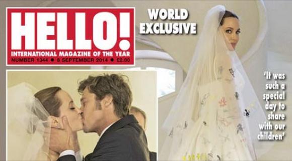 Angelina Jolie novia