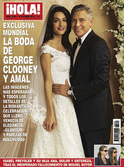 Boda George Clooney
