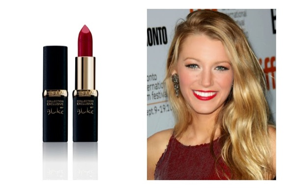 Collection Exclusive Rojos Puros - Blake Lively