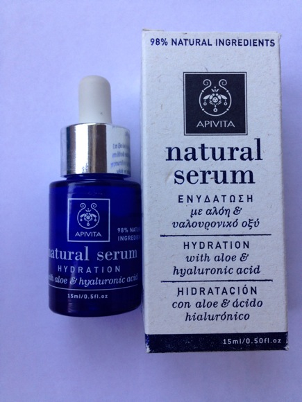 Serum Natural Apivita