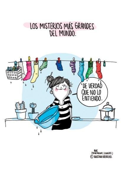 calcetines lavadoras volatil