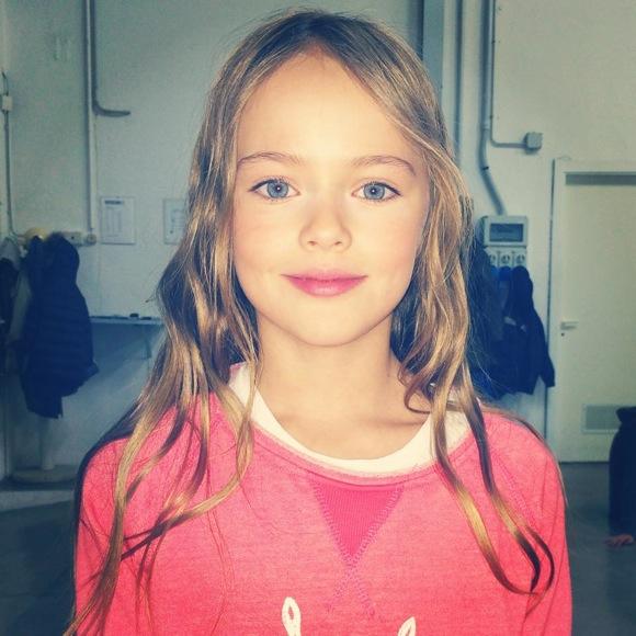Kristina Pimenova sonrisa