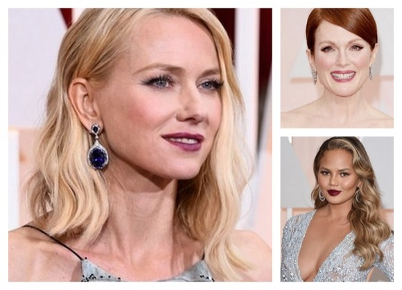 beauty look oscar 2015 modablogger2
