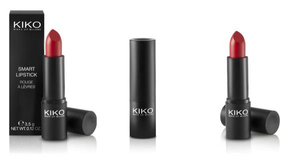 Kiko smart lipstick San Valentin