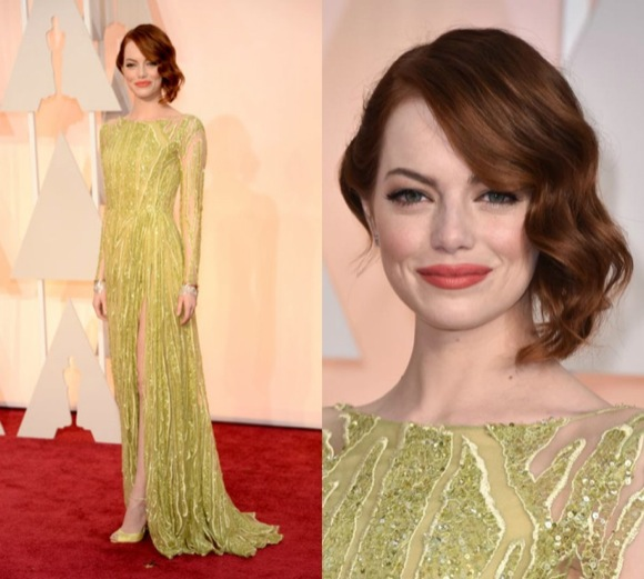 Oscar 2015 Emma-Stone