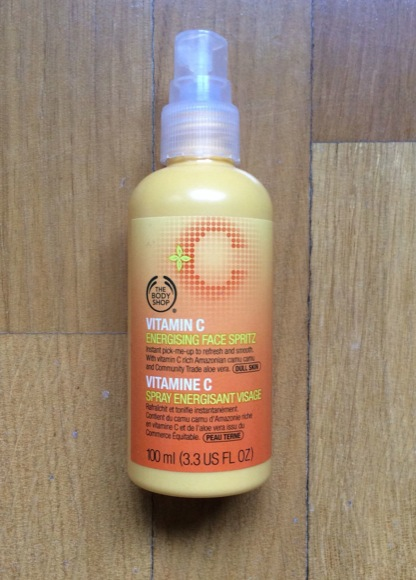 The Body Shop spray vitamina C