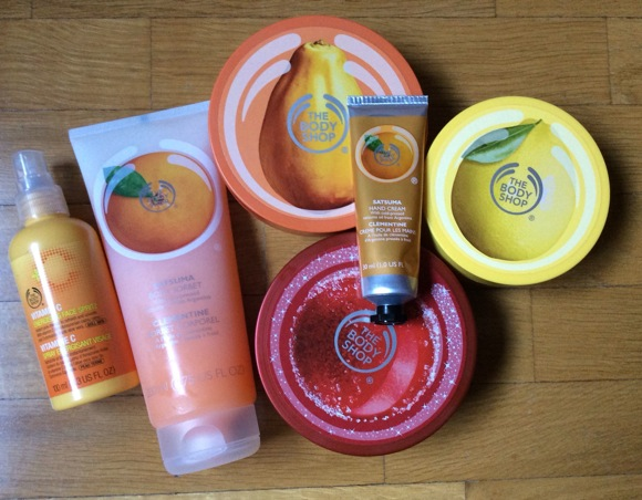 The Body Shop compras