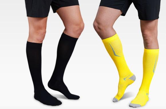 ropa moldeadora hombres calcetines