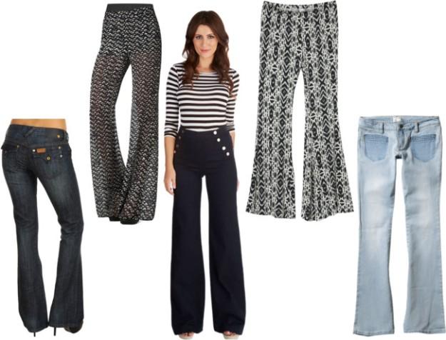 tendencias primavera 2015 pantalon de campana