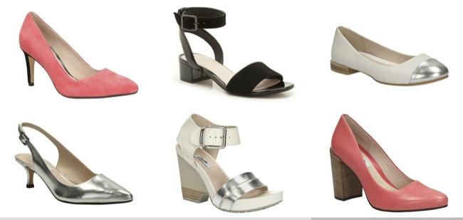 Zapatos Clarks primavera verano 2015   Kukimba