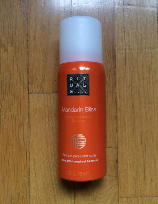 Rituals desodorante naranja
