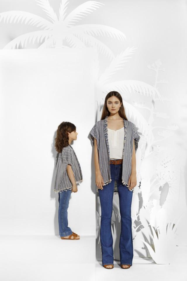madres hijas vestidas igual mango
