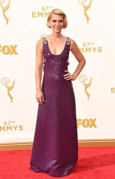 claire danes emmy 2015