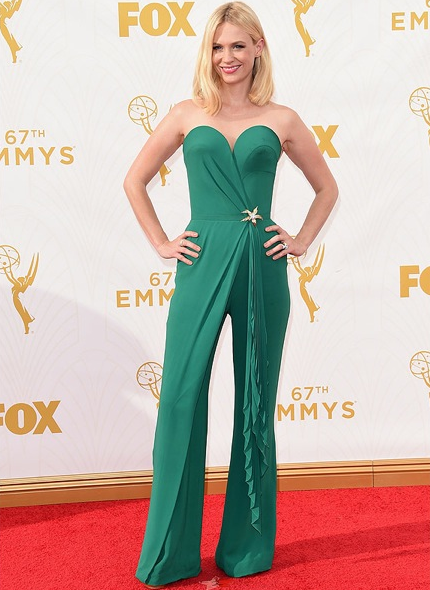 january jones emmys 2015