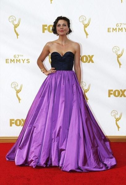 Maggie Gyllenhaal emmys 2015