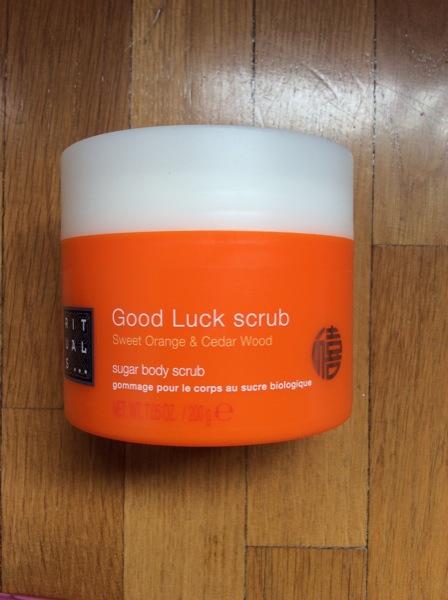 Good Look Scrub exfoliante rituals