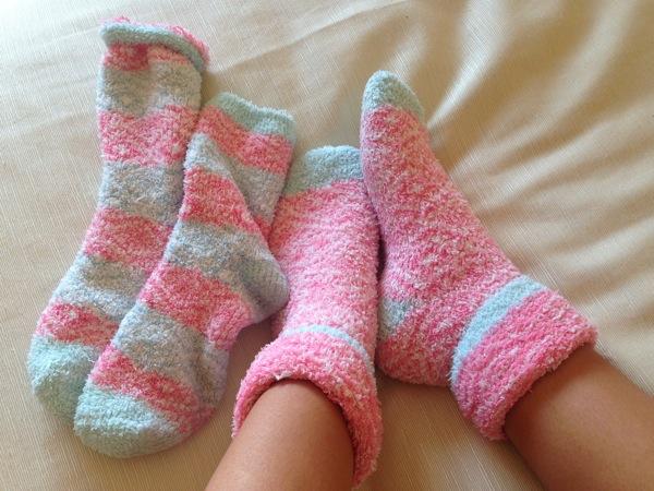 calcetines calentitos