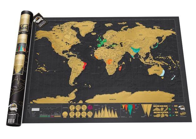 mapa viajar