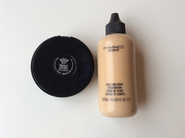 Mineralize Skinfinish Natural face and body mac