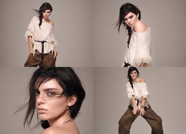 Kendall Jenner mango