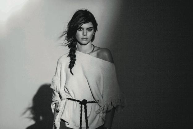 Kendall Jenner mango image