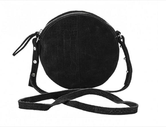 bolso grande negro