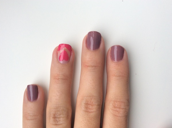 manicura san valentin