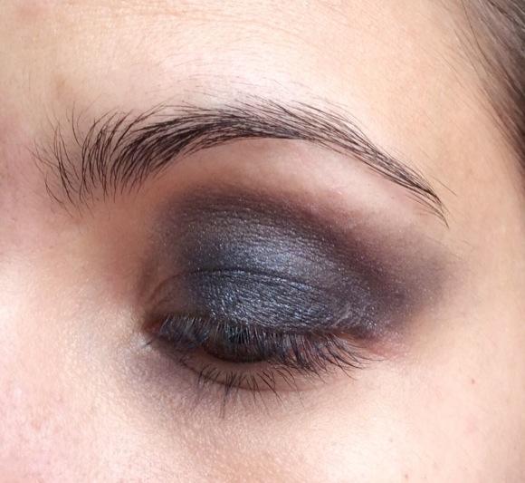 maquillaje goya 2016