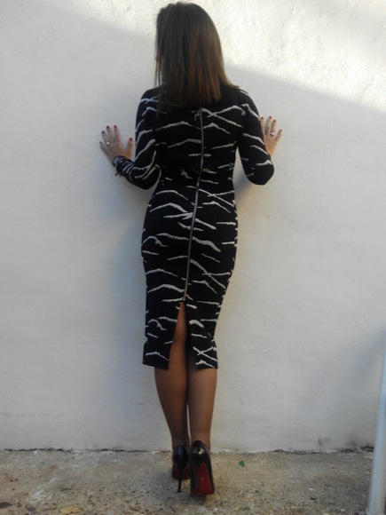 vestido bimba y lola